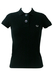 Fred Perry Black Polo Shirt - XS/S